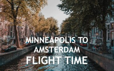 Minneapolis Amsterdam flight time