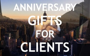 anniversary gifts for clients