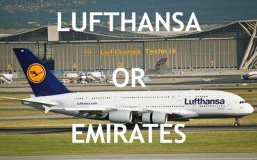Emirates or Lufthansa