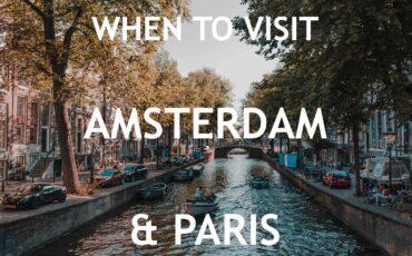 Paris Amsterdam