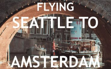 Seattle to Amsterdam flight time duration