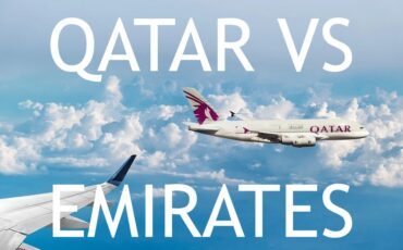 qatar airlines route map