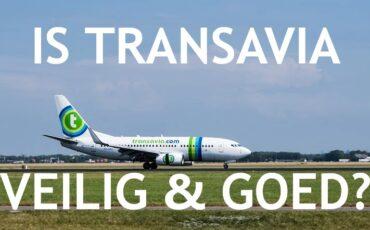 transavia routes
