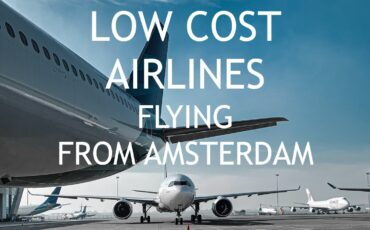 low cost airlines Europe Amsterdam
