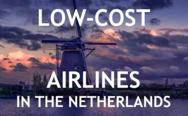 low cost airlines flying to netherlands