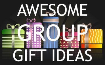 group gifts ideas